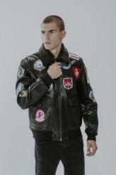 Top Gun Deri Pilot Ceket
